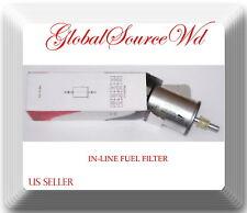 GF64702 Fuel Filter Fits: Buick Cadillac Chevrolet GMC Oldsmobile Pontiac Saturn