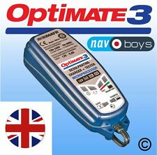 OPTIMATE 3 12V BATTERY SAVING CHARGER, TESTER AND MAINTAINER