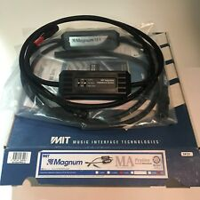 PAIR CABLES SPEAKER MIT MAGNUM MA SELECTABLE IMPEDANCE  2M XLR  NEW