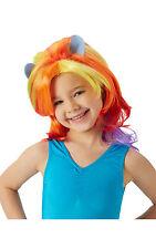 Fancy Dress ~ Childs My Little Pony Rainbow Dash Wig