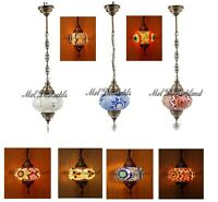 Orientalische Hängelampe Mosaik Lampe Unikat Marokkanisch Türkisch Deko Lampe