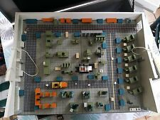 RARE! Lego Modulex M20 Industrial Design Set,WITH CASE,Instructions,Many Extras
