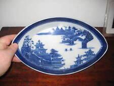 Bowls Pre-c.1840 Blue & White Transfer Ware Pottery