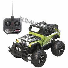 MODELLINO AUTO Jeep Forester VERDE Radiocomandato 1:12 Idea Regalo Jamara
