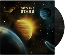 Into The Stars Vinyl Record LP Soundtrack Iam8Bit Limited Edition MINT
