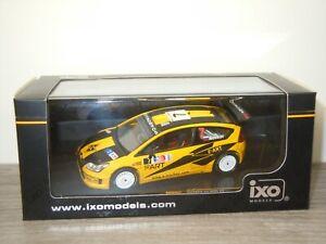 Citroen C4 WRC Rally Norway 2009 - Ixo RAM357 - 1:43 in Box *53503