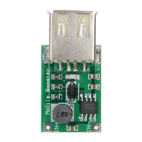 DC-DC 2V-5V to 5V 1200MA 1.2A Boost Step up USB Power Supply Module for Mobile