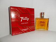 Trés Rare et ancien parfum FILLY EAU DE TOILETTE 60 ML CAPUCCI