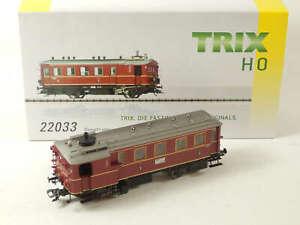 """»TRIX 22033 DC H0 · DAMPFTRIEBWAGEN """"KITTEL"""" DB · OVP«"""