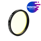 """SV115 2"""" O-III Filter 18nm Narrowband Cuts Light Pollution Filter fit Telescopes"""