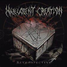 MALEVOLENT CREATION - RETROSPECTIVE - CD SIGILLATO 2008