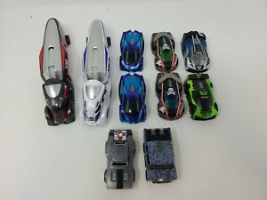 ANKI OVERDRIVE 10 CAR LOT WITH 4 CHARGING STATIONS AND TRACK
