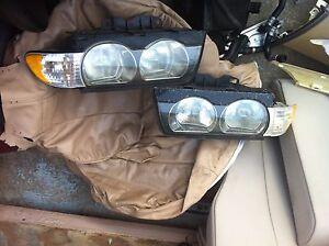 1999-2001 BMW E38 740i 750iL 750 740i 730d 740d 728i halogen headlight complete