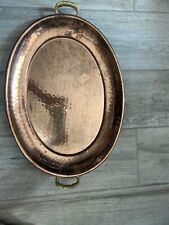 Copper Serving Tray
