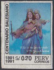 Perú 990 1993 Centenario Salesiano MNH