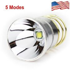 Lamp XM-L T6 5-Mode LED Replacement Bulb for 9P C2 Z2 18650 flashlight US