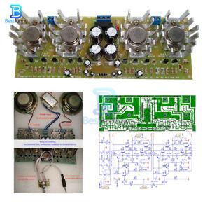DIY Kits 100W*2 OCL Two Channel Amplifier Board Module High Power Electronic