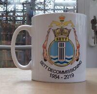 Submarine Memorabilia - SETT Decommissioning Ceramic Mug