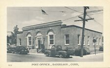 DANIELSON CT – Post Office