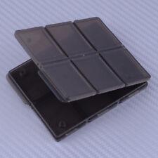 Faltbar 12 Slot Speicherkarte Aufbewahrungsbox Schutzhülle SIM/Micro/SD/TF/MMC