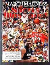 March 23, 2009 Kalin Lucas Robbie Hummel Big 10 REGIONAL Sports Illustrated