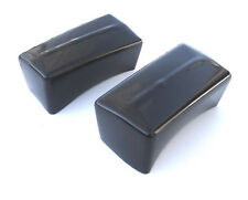 "2 PK - Vinyl End Cap For 2x4 Wood Post Stud Cover (1-1/2"" x 3-1/2"") Rubber"
