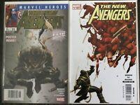 New Avengers # 11 & 27 Ronin 1st Appearance | Endgame Samurai | Disney+
