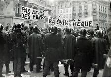 Photo - Mai 68 - Tirage argentique d'époque -