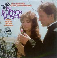 "7"" 1985 OST RARE MINT-! HENRY MANCINI : Die Dornenvögel"