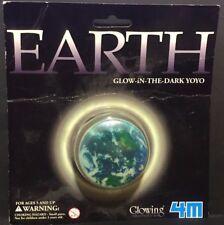 EARTH 4m GLOW IN THE DARK Yoyo Factory SEALED 1997 RARE Tough To Find YOYO
