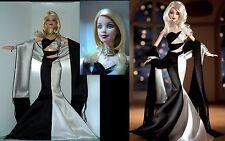 BARBIE NOIR ET BLANC 2002 for Barbie Collector's Club