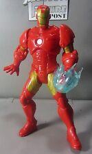 IRON MAN 2012 MARVEL COMICS Super Hero Action Figure Toy aka Tony Stark Avenger