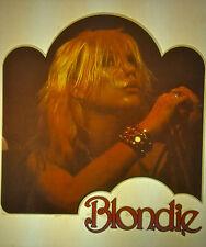 Blondie band Debra Harry vintage retro tshirt transfer print new, NOS