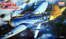 ACADEMY 1:48 AEREO P-47N REPUBLIC THUNDERBOLT 2155