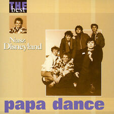 "= PAPA DANCE - THE BEST  / "" nasz disneyland "" /CD sealed"