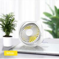 Flux d'air puissant Fonctionnement silencieux Vitesse du ventilateur portable