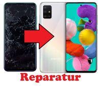 Samsung Galaxy A51 (SM-A515F) Display Reparatur Austausch Original ersatzteil