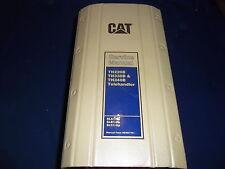 Cat Caterpillar TH220B TH330B TH340B Telehandler Servizio Negozio Repair Manuale