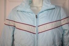 Abercrombie Fitch Womens Puff Parka Jacket Coat Sz S
