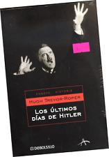 """LIBRO """"LOS ÚLTIMOS DÍAS DE HITLER"""", EN ESPAÑOL"""