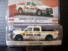 Greenlight Green Machine Corning New York Police Dodge Truck Chase 1/64 Die Cast