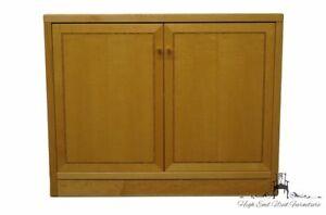 "JESPER 4000 Office Line Blonde Contemporary Modern 35"" Office Storage Cabinet"