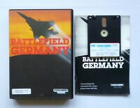 AMSTRAD CPC 464/664/6128 Disc/Disk BATTLEFIELD GERMANY PSS Wargamers Series 1986