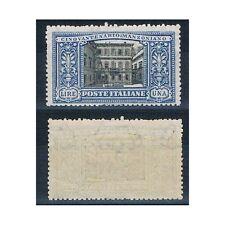 IT6147 - 1923 Alessandro Manzoni 1lira azzurro MNH/**