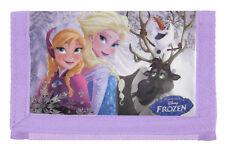 Portafoglio Borsellino Borsello Frozen Disney Originale misure L 11 cm x H 8 cm