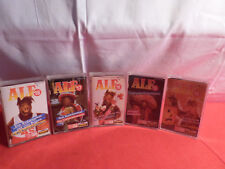 5 x Alf MC / Kassette / Folge 14, 15, 16, 17 und Folge 18 / 1988 / Karusell