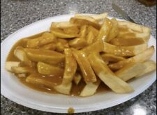 Chip Shop Style Curry Sauce For Chips 48g Packet FREE P & P Fruity Chinese