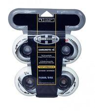 Hyper Outdoor Rollen für Inlineskates CONCRETE +G, 72800, 84A. 72/76/80mm.