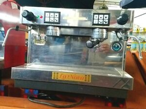 2 Group ECM Espresso Machine