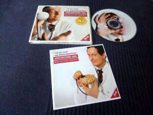 CD Dr. Med Eckart Von Hirschhausen Sprechstunde LIVE Frankfurt 2005 Kabarett